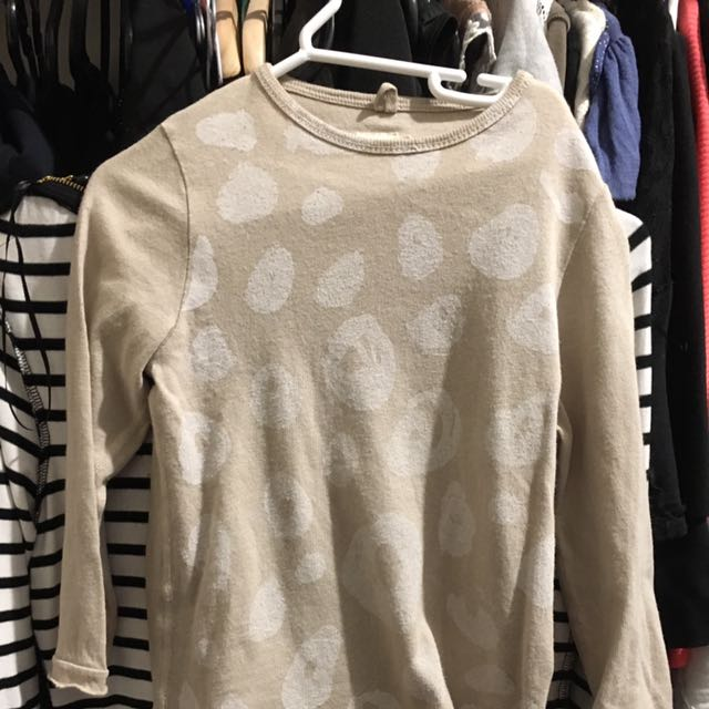 Nico Nico Size 2 Long Sleeve Top