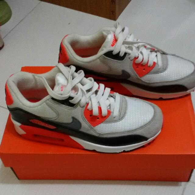 Nike Air Max Infrared (Repriced)