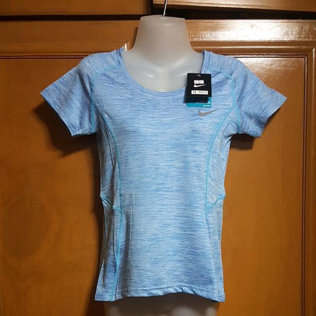 Ladies Nike Dri-Fit Shirt/Top