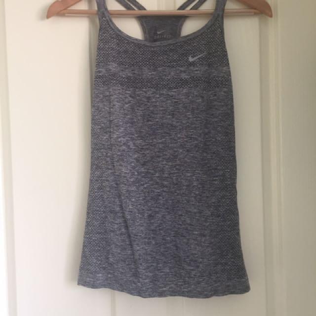Nike Woman's Dri-fit Singlet