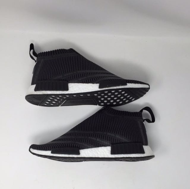 lowest price 11d18 a6e95 NMD CITY SOCK x WHITE MOUNTAINEERING *RARE*, Men's Fashion ...