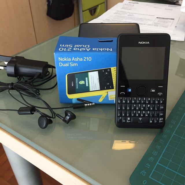 Nokia Asha 210 (3G)