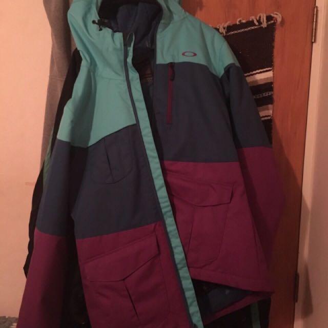 Oakley Snow Jacket For Women
