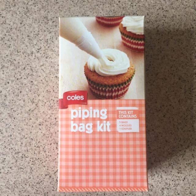 Piping Bag Kit