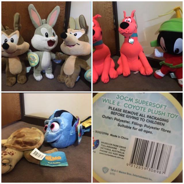Plush Toys - Kids