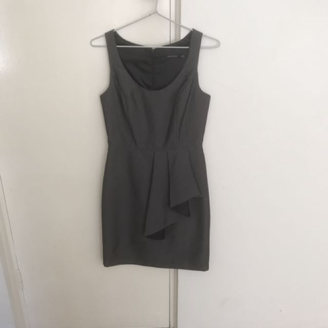 PRICE DROP! Portmans Charcoal Dress Size XS