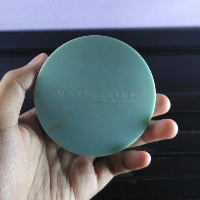 [PRELOVED] Bedak Maybelline+Wardah Loose Powder
