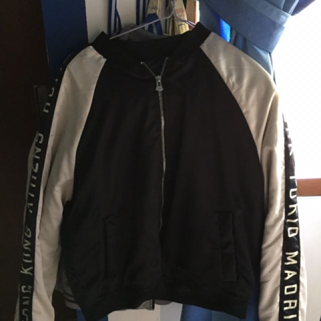 Pull & Bear Bomber Jacket