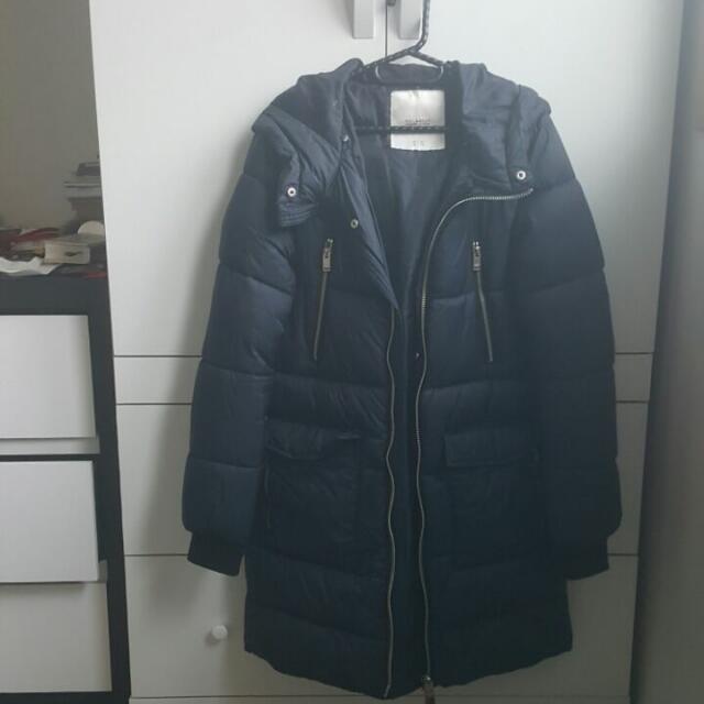 Pull & Bear Winter Jacket Musim Dingin