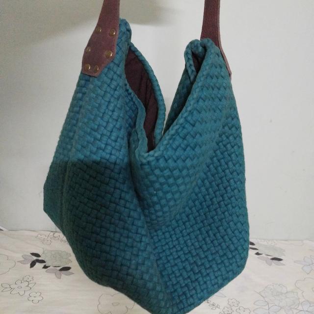 Rags To Riches x Aranaz Buslo Bag