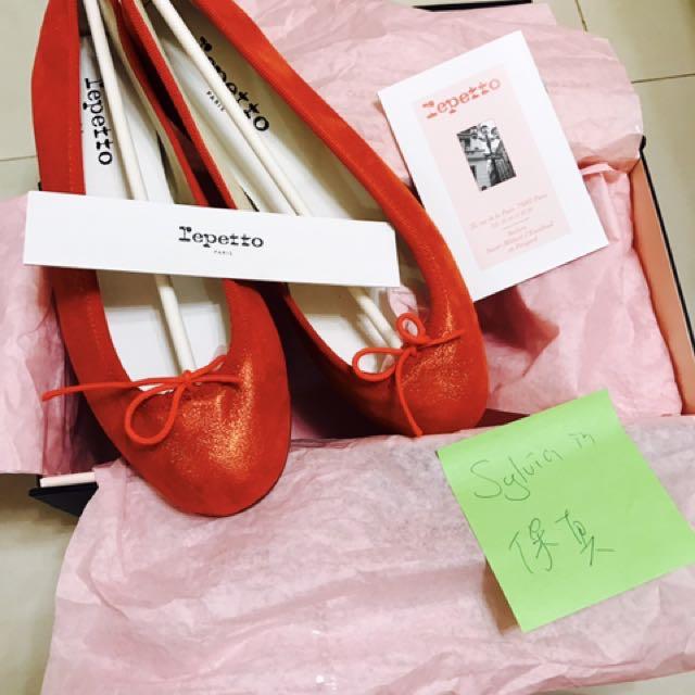 Repetto 芭蕾舞鞋