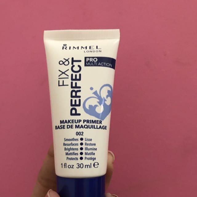 Rimmel Fix & Perfect ( Primer )