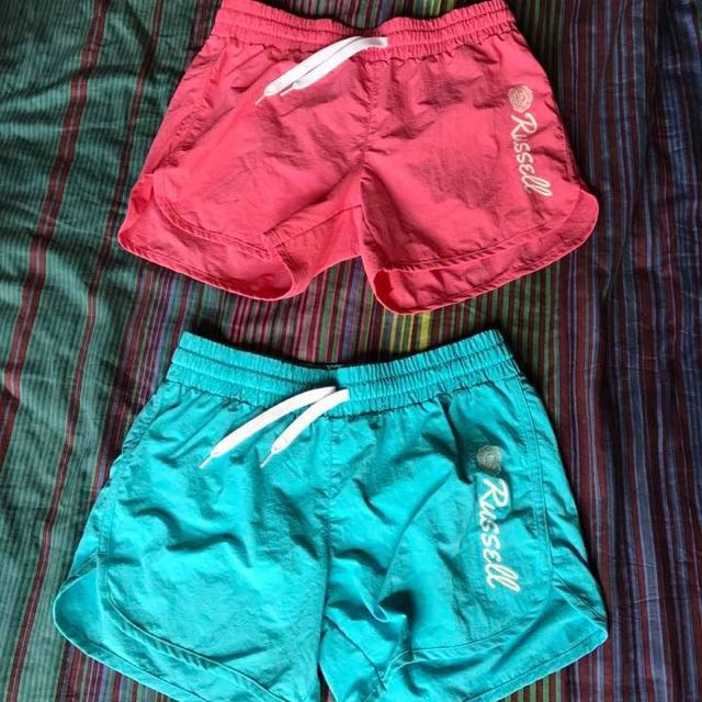 Russell Athletic Shorts.