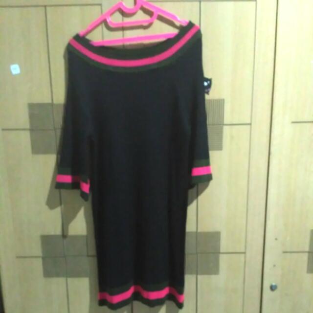 Sabrina Dress Rajut