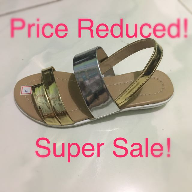 Sandals For Kids Made In Liliw Laguna