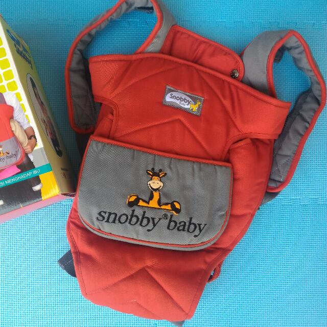 Snobby - Gendongan carrier
