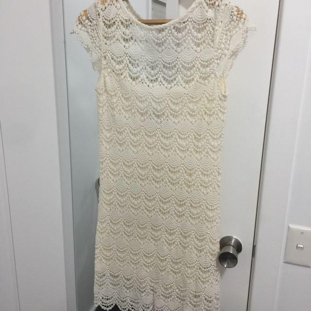 Sportsgirl Lace Dress