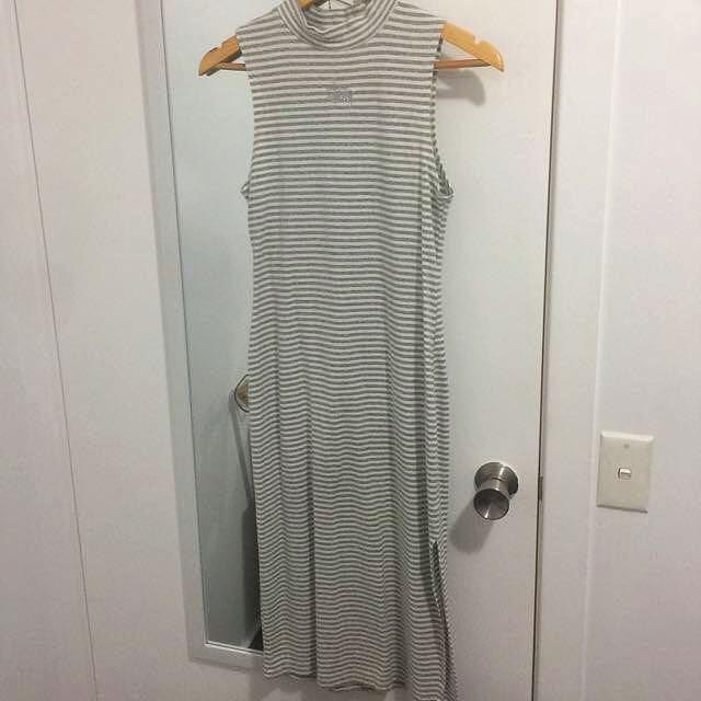 Stussy Striped Dress