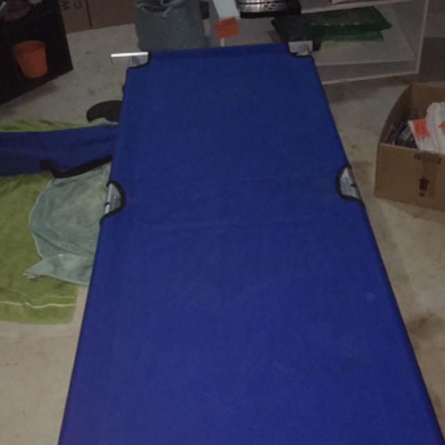 Tacspo Single Camping Bed