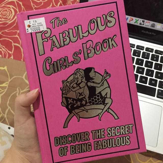 Teenlit The Fabulous Girls' Book