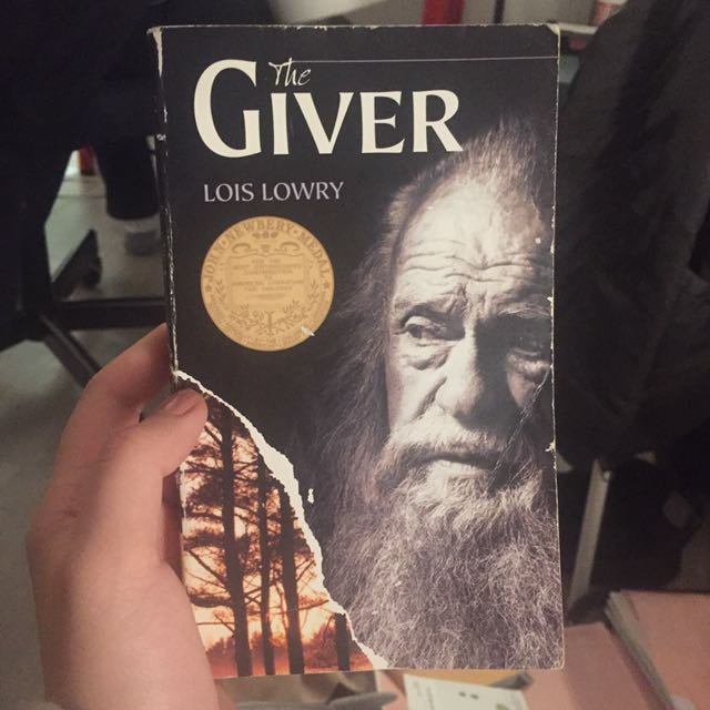 The Giver Novel