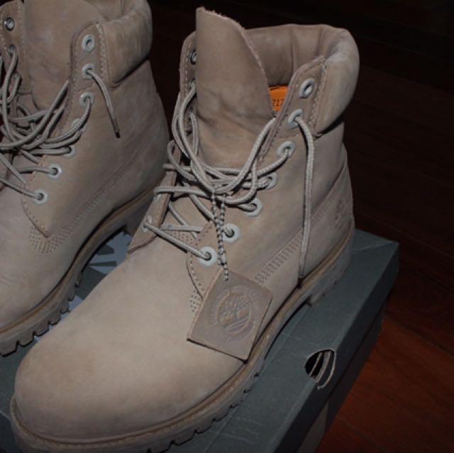 Timberlands Boots TAN