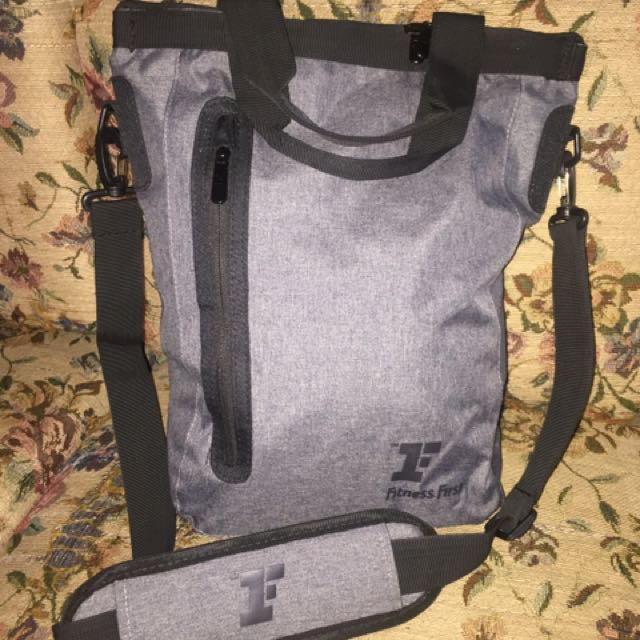 Tote Messenger Bag