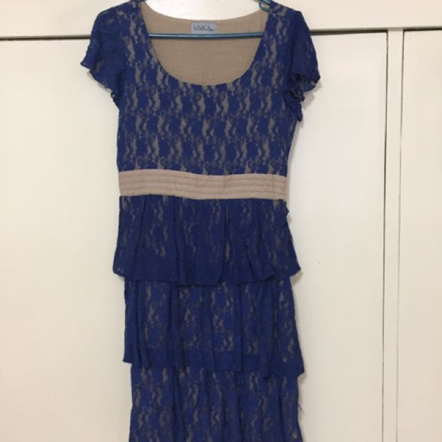 Unica Hija Lace Dress