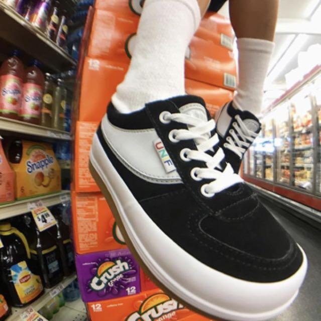 Unif 代購! Corey 黑鞋
