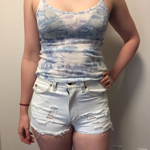 UO Patterned Tank