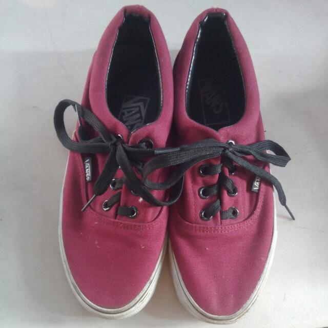 Vans Shoes Class A