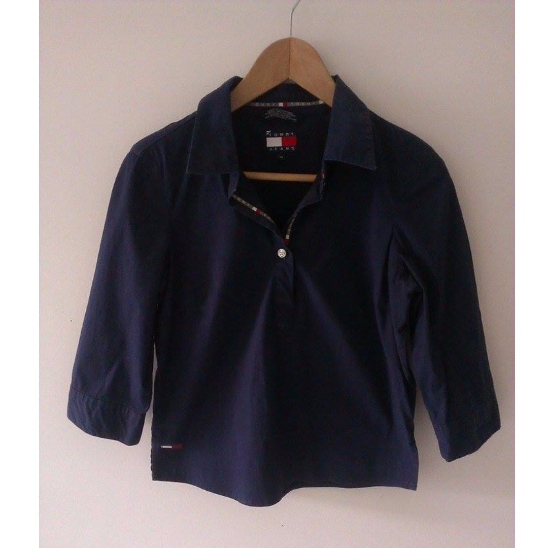 *VINTAGE* Tommy Hilfiger Blouse, size: Medium