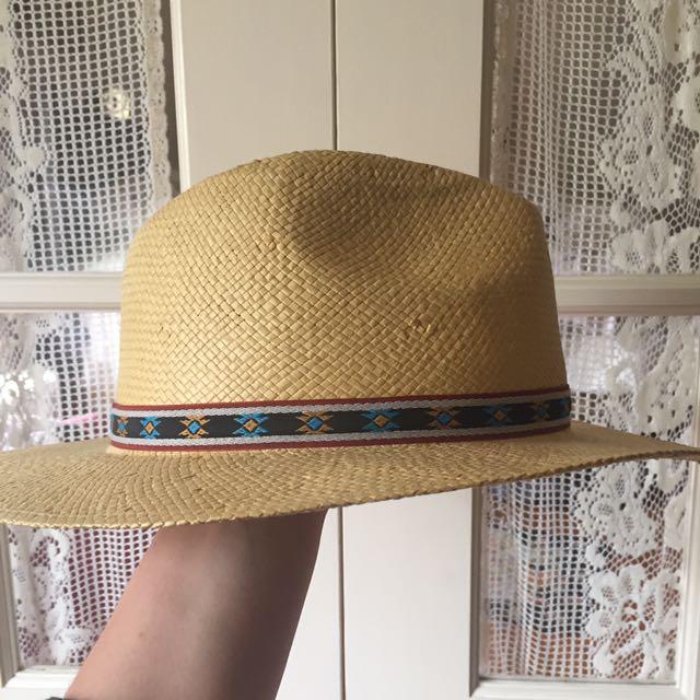 F21 Straw Hat