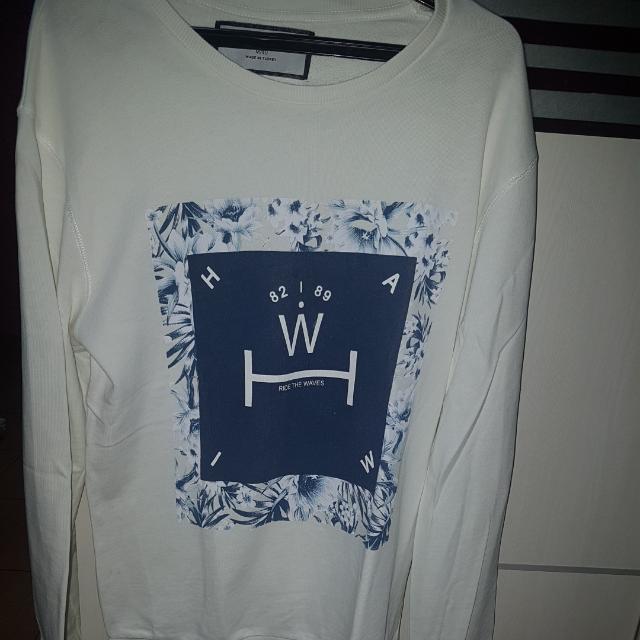 Zara & Topman Sweatshirt / Sweater