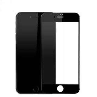 iPhone 6 6S 4.7吋黑色全屏絲印鋼化防爆玻璃保護貼 9H full coverage tempered glass Screen Protector (包除塵淸㓗套裝)