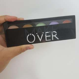 Make Over Camouflace Cream Face Concealer