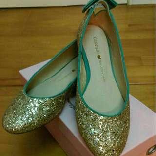 🚚 Grace gift 公主娃娃鞋