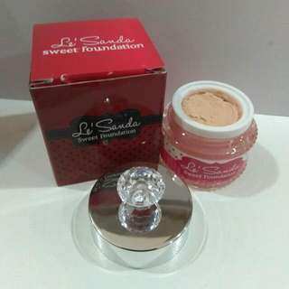 Le'Sanda Sweet Foundation