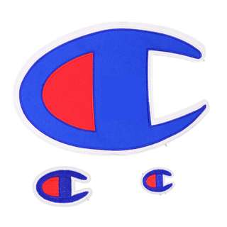 Champion Logo Patches