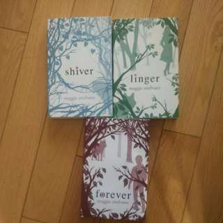 Maggie Stiefvater - Shiver, Linger and Forever