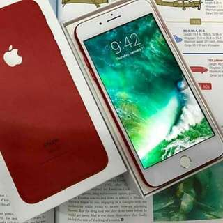 Iphone 7plus hot red premium clone copy