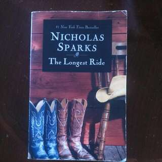 *REDUCED* Nicholas Sparks - The Longest Ride