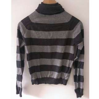 Zara Striped Sweater, size Small