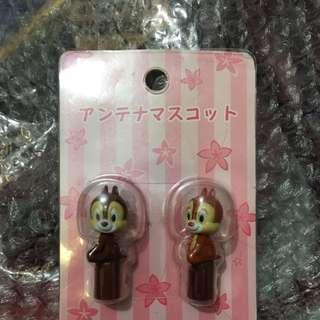 日本Disney Store 迪士尼 Chip Dale 筆蓋 包平郵
