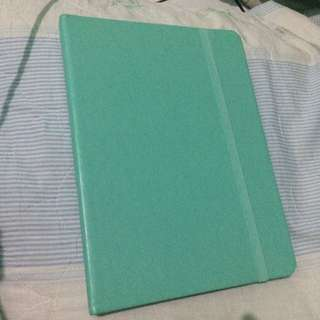 Ipad Air Case Typo (Mint)