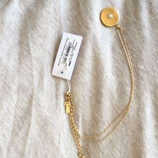 Kate Spade Heart Of Gold Necklace