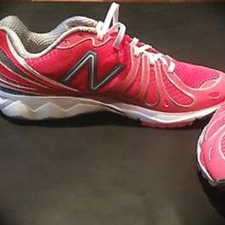 Size 8 New Balance Neon Pink Running Shoes