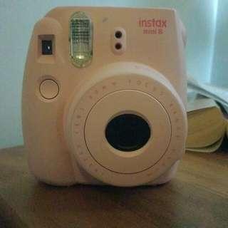 Instax Mini 8 Poloroid Camera