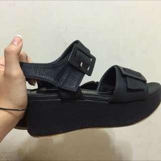 24.5厚底涼鞋