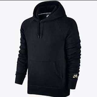 NIKE SB Iconic Black Hoodie